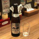 家系ラーメンにはビール!【ぎん家 名古屋駅西口店】