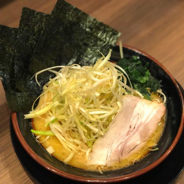ネギラーメン(醤油・塩)