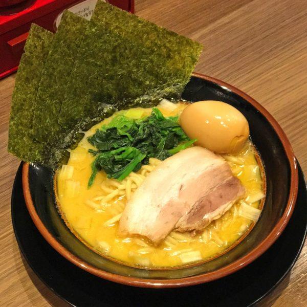 味玉ラーメン(醤油・塩)
