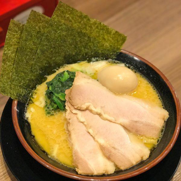 スペシャルラーメン(醤油・塩)